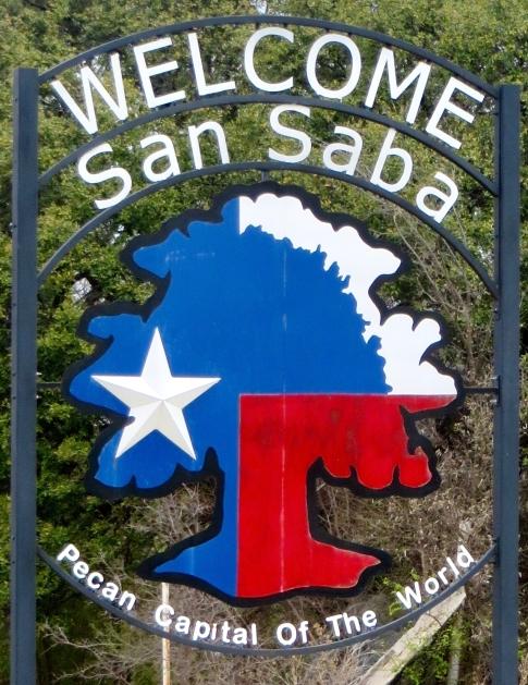 San Saba Pecan Capital